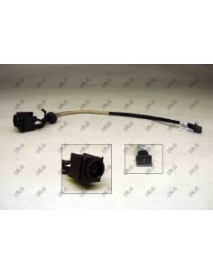 DC Jack 6.5mm x 4.4mm con cable  para Sony