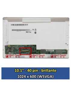 "Pantalla samsung LTN101AT02 L01, (10.1"", Brillante) [10104B]"